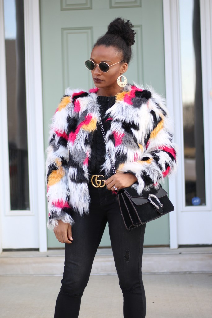 Best Faux Fur Jacket