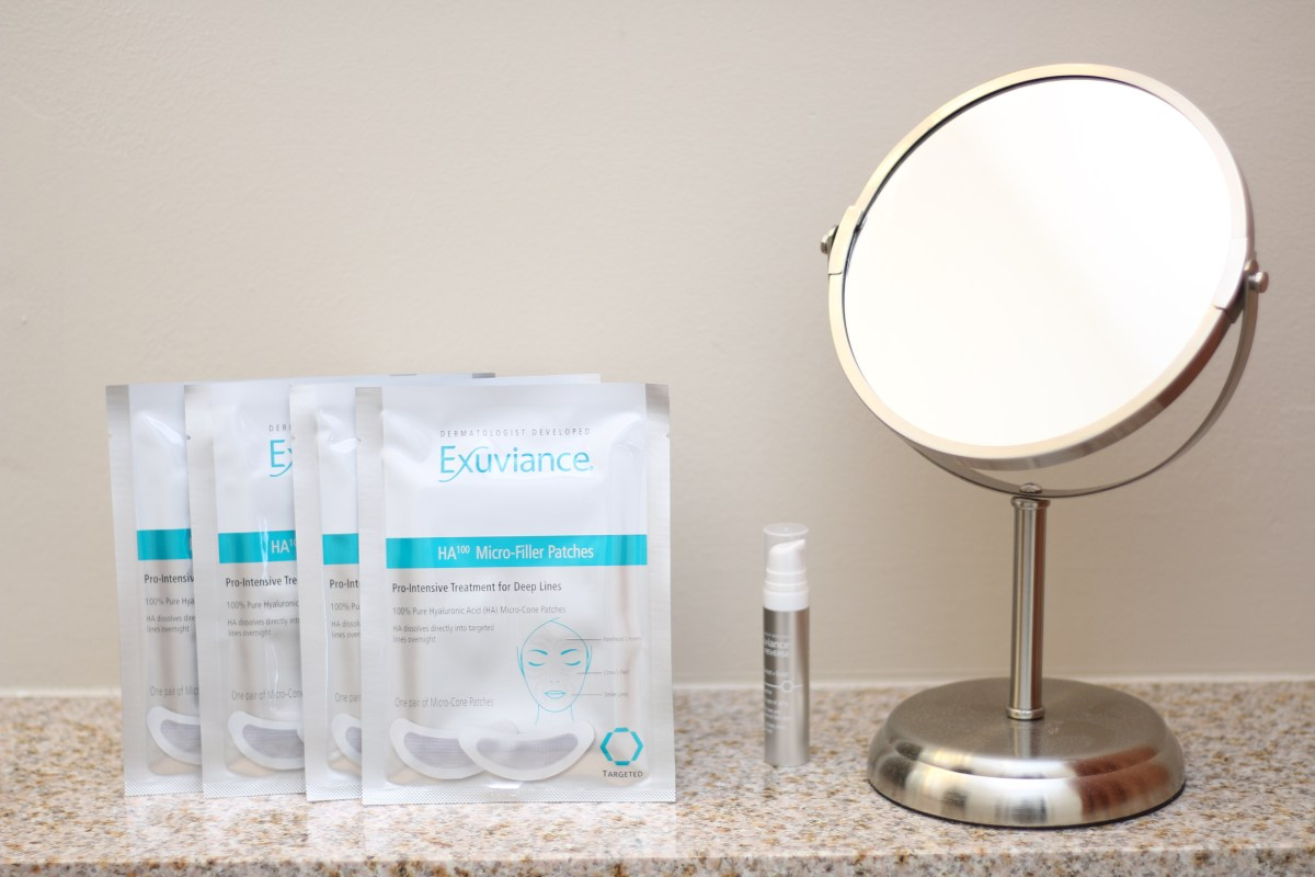 Exuviance HA100 Micro Filler Review