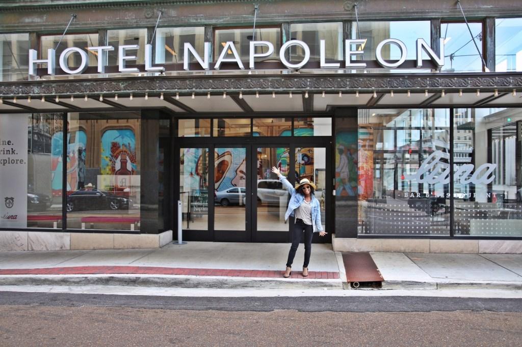 Hotel Napoleon Review
