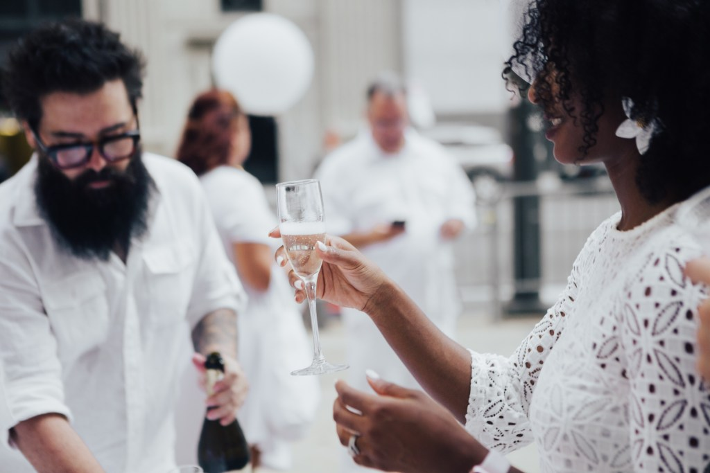 Dîner en Blanc Philly 20182