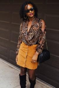 1 Skirt Worn 3 Ways