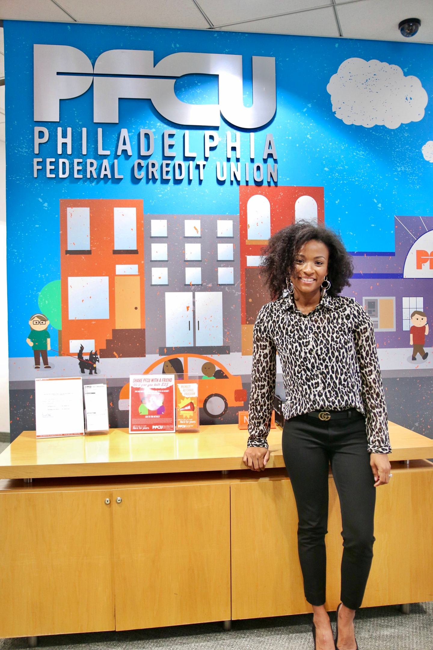 Financial February With PFCU