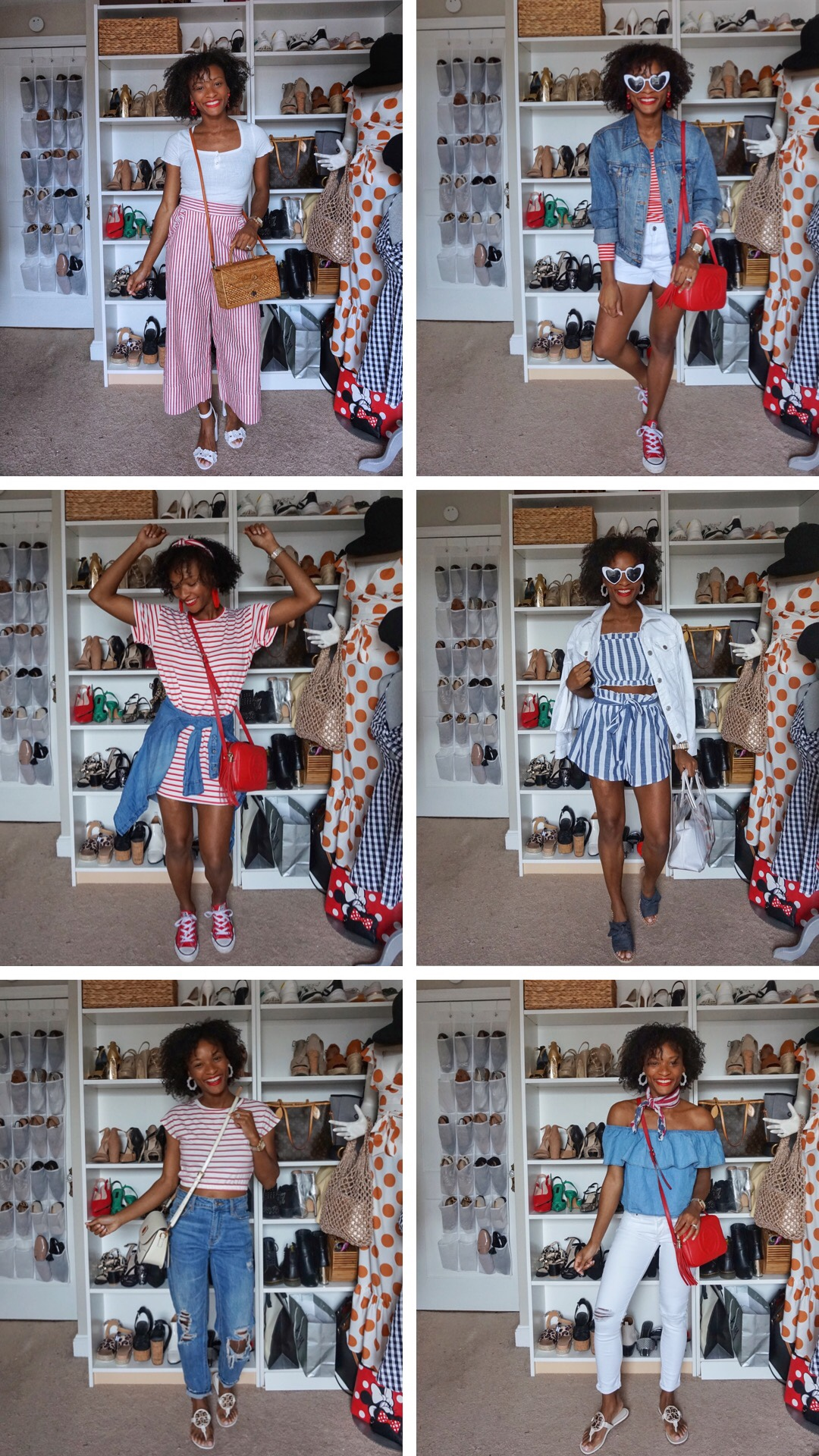 Outfit Video: 2019 Memorial Day Outfit Inspo