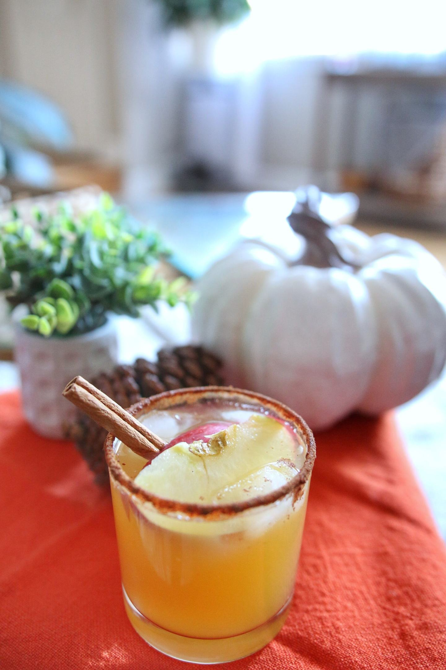 Thanksgiving Cocktail Idea