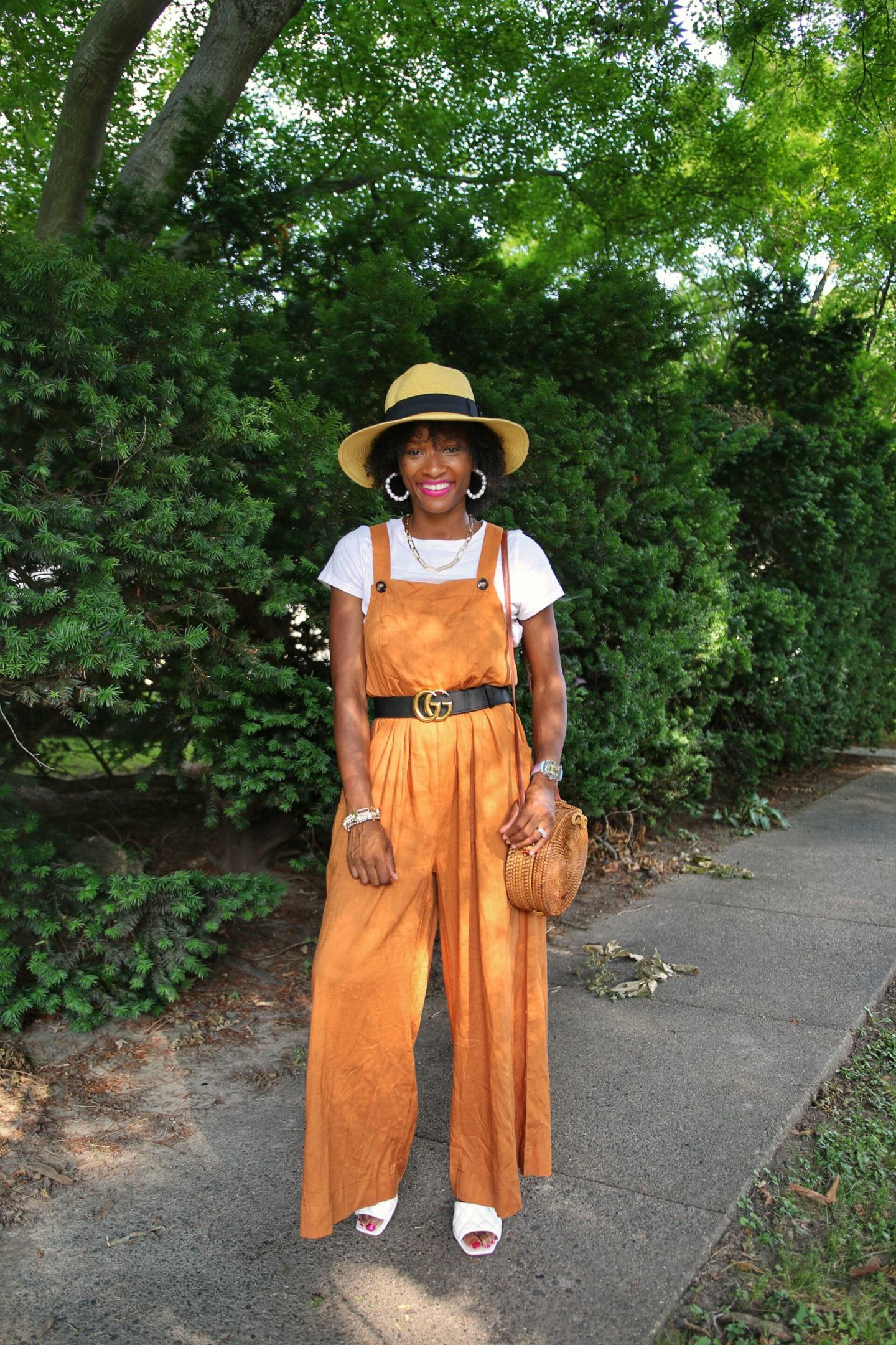 Butterscotch Jumpsuit