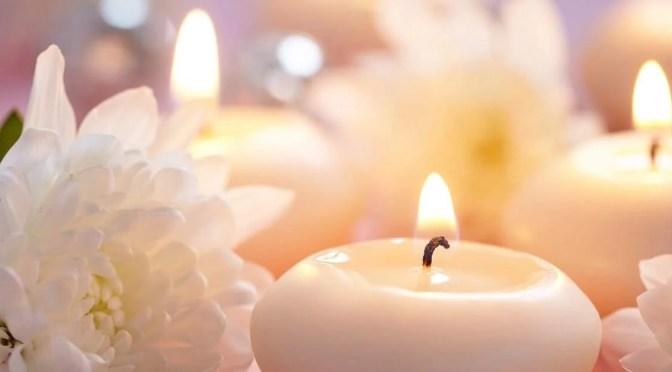 Aprenda um ritual reiki fazendo uso de velas.