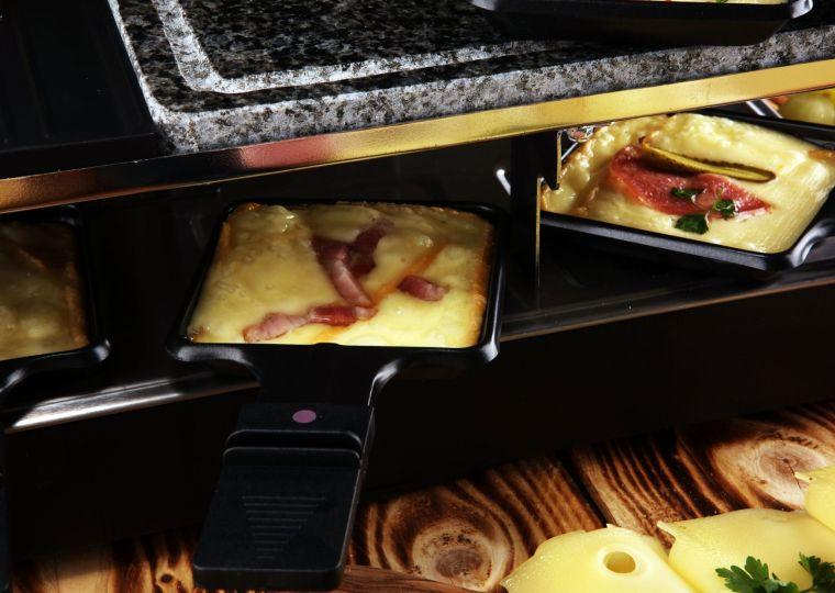 receta de raclette