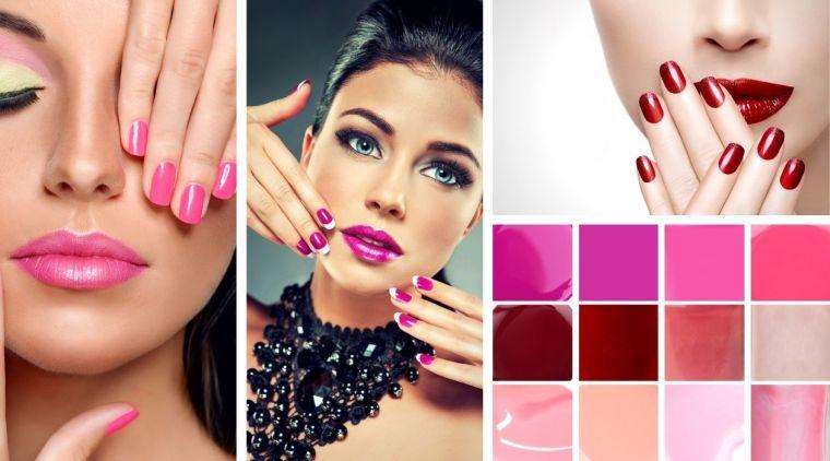 colores de uñas