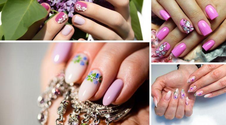 diseños de uñas tendencia 2021