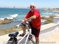 Captain of his bike