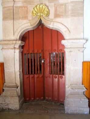 Gorgeous interior doorway