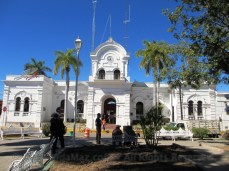 The Palacio Municipal/City Hall