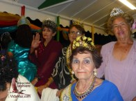 DIF Queens from the different colonies of Mazatlán