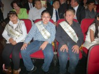 """The mayor of the """"cabildo infantil"""" or children's city council"""