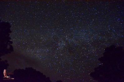 Who said stars are white?