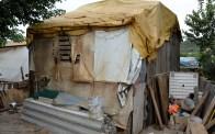 A canvas home