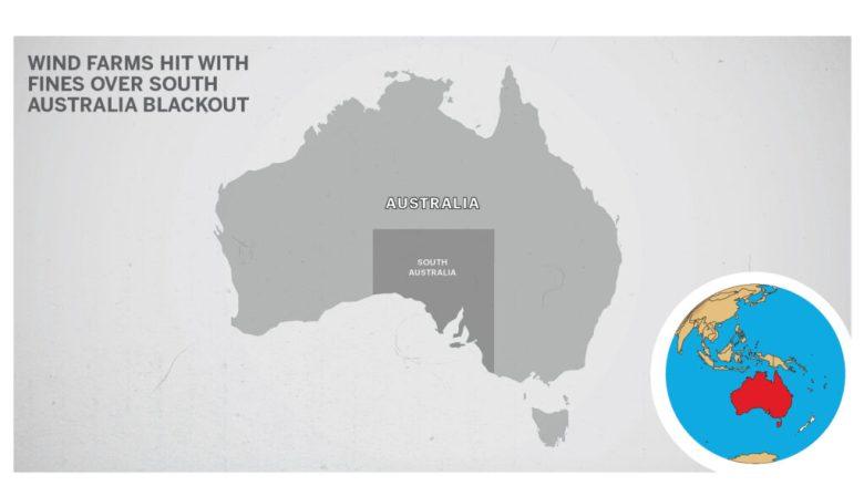 Maps of South Australia