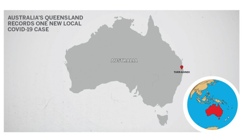 Map of Tarragindi Australia