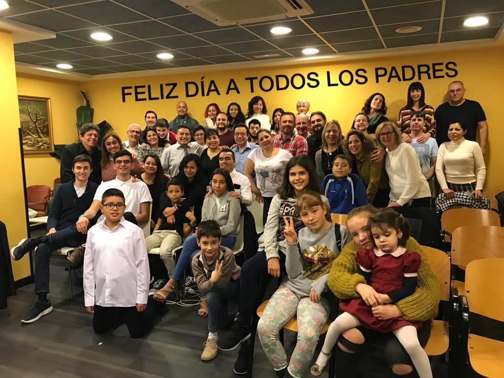 Día de los Padres Iglesia Vida Nueva Junio 2020