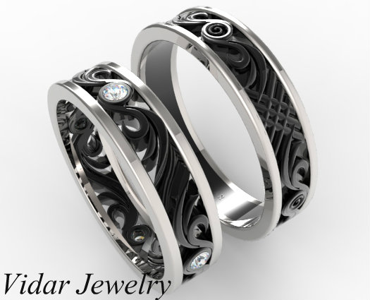 Matching Wedding Bands Are Gorgeous Which Style Is Right