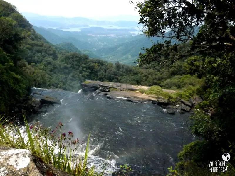 Cachoeira do Bracuí - Vida sem Paredes