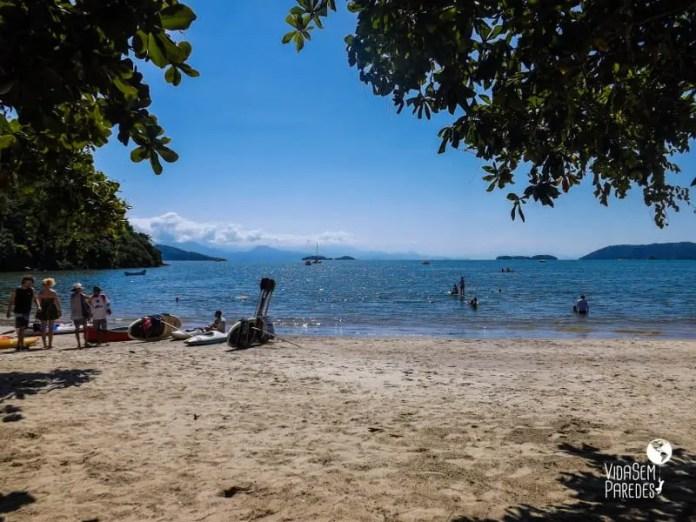 praia do pontal paraty