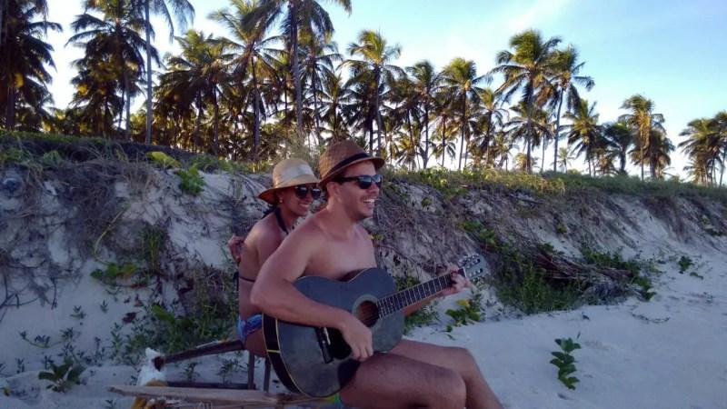 Vida sem Paredes - praias de Alagoas (9)