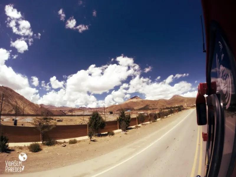Vida sem Paredes - viagem de ônibus na Bolívia (1)