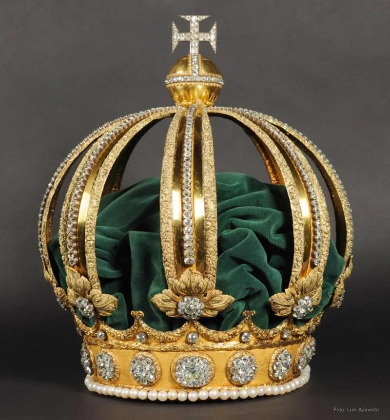 Acervo de coroas coroa 1 - 3 2