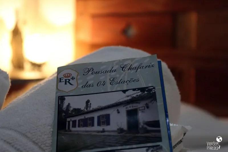 Hospedagem em Tiradentes - MG