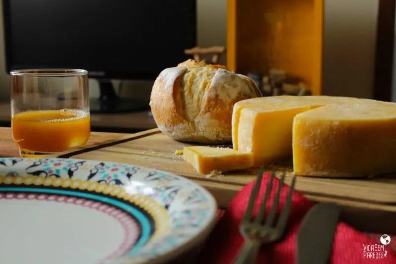 Viagem gastronômica: o queijo Canastra de Minas Gerais