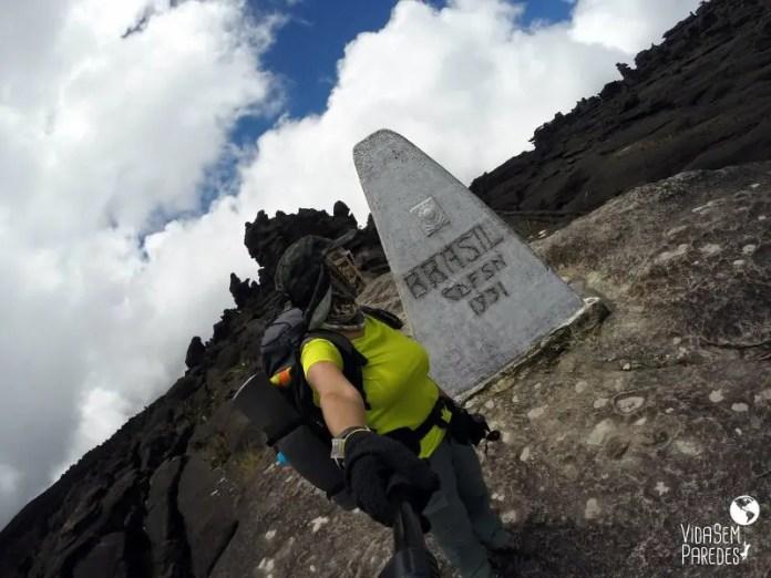 Atrações no Monte Roraima: Punto Triple