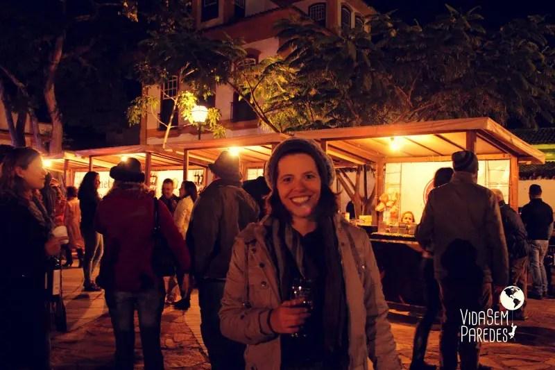 Destinos de inverno em Minas Gerais