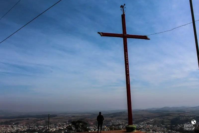 O que fazer em Cruzília, sul de Minas: Santa Cruz