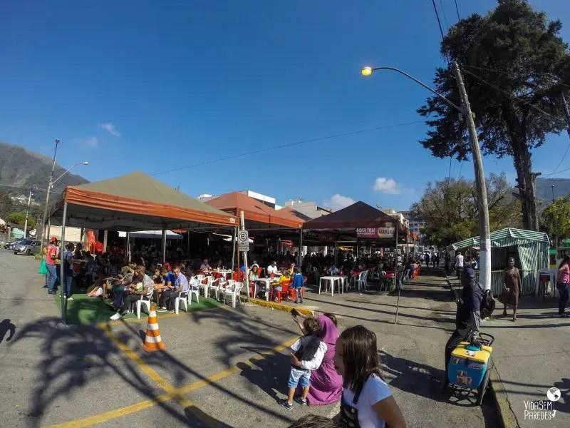 o que fazer em Teresópolis - RJ: Feirinha do Alto