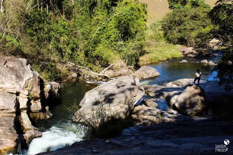 cachoeiras em Santa Rita de Jacutinga - MG: Meireles