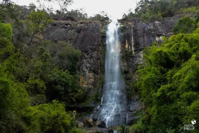 Como chegar na Cachoeira da Fragária em Itamonte (MG)