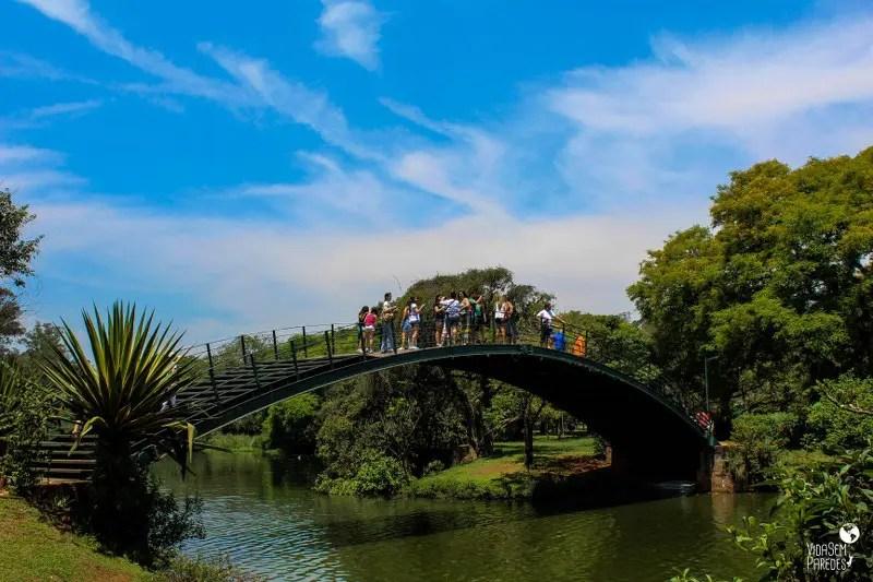 Parque Ibirapuera - São Paulo