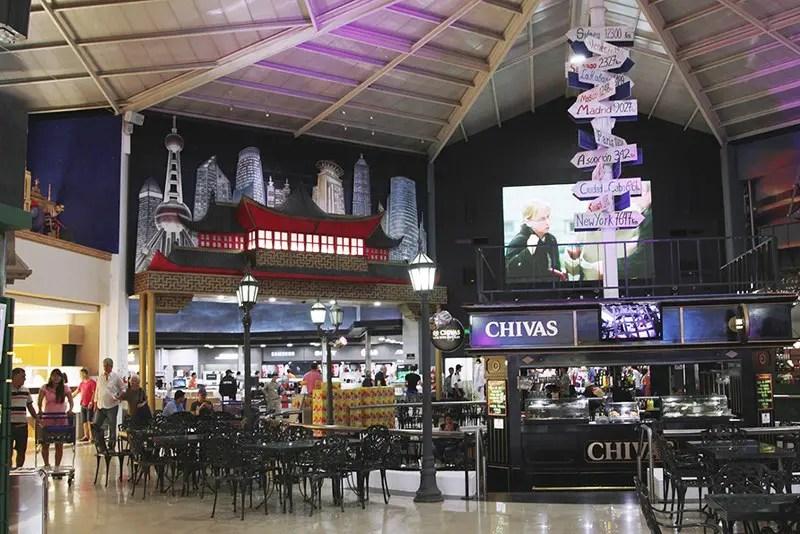 Como são as compras no Duty-Free Shop de Puerto Iguazú