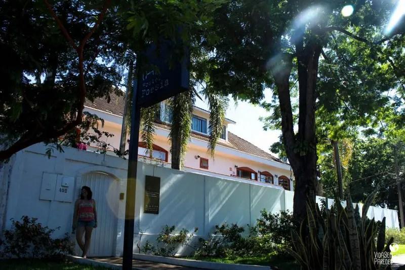 Poesia: dica de hostel em Foz do Iguaçu