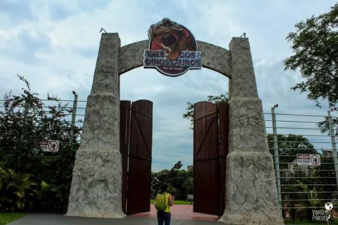 O que fazer em Foz do Iguaçu: Vale dos Dinossauros