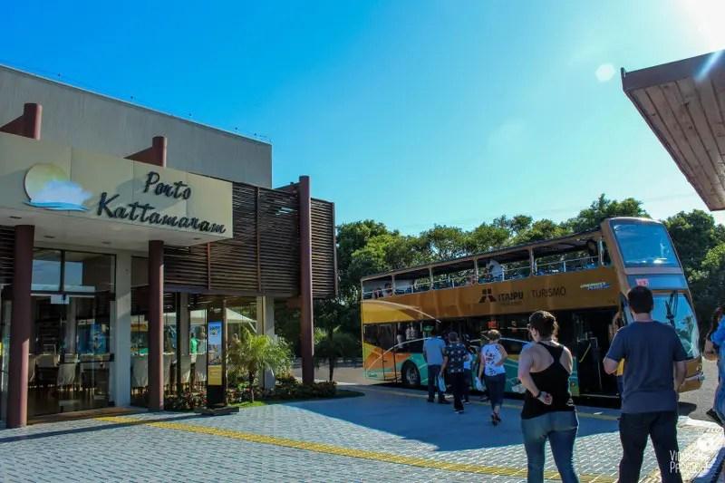 O que fazer em Foz do Iguaçu: Visita Panorâmica na Usina de Itaipu