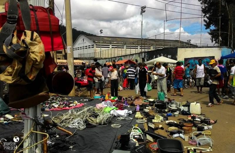 feiras de rua em Juiz de Fora - MG: Feira da Avenida Brasil