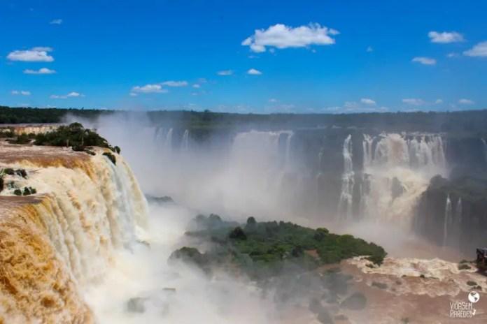 Cataratas do Iguaçu: Garganta do Diabo