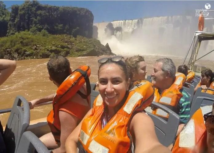 Gran Aventura: mergulho nas cataratas do lado argentino