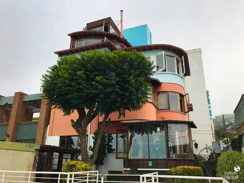 O que fazer em Valparaíso, Chile: a casa museu de Pablo Neruda