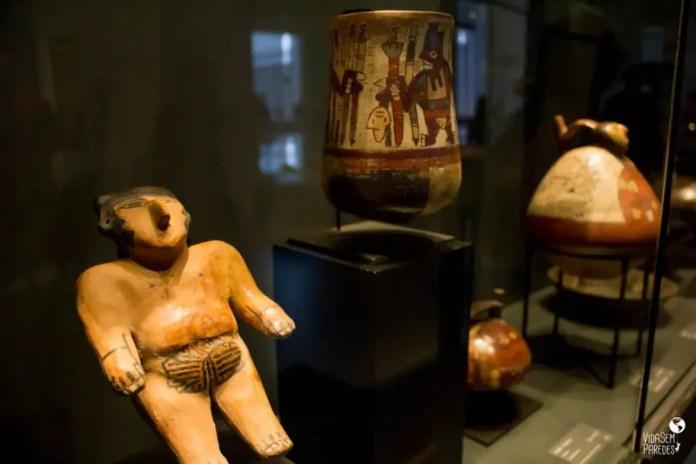 Museu de Arte Precolombino em Santiago
