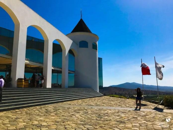 Rota do Vinho no Chile: tour no Valle de Casablanca - Viña Indomita