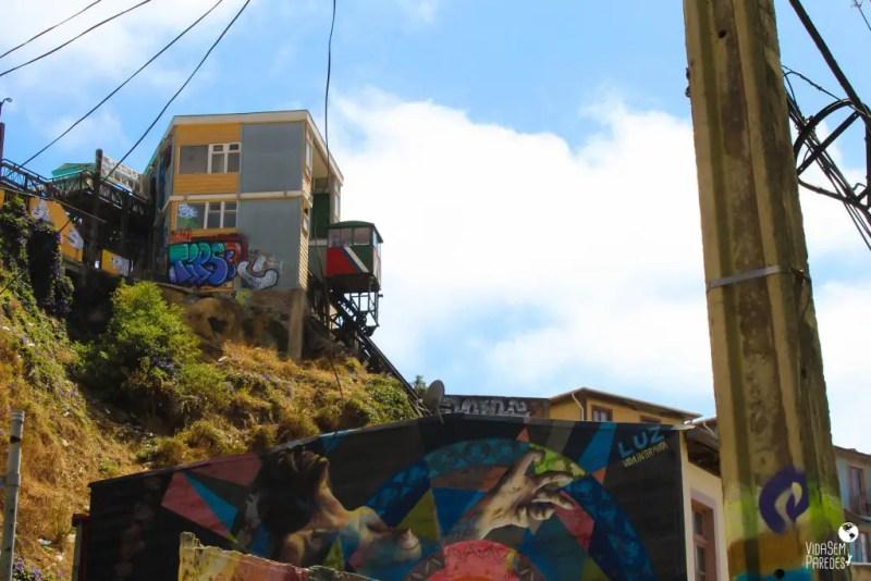 O que fazer em Valparaíso, Chile: ascensores
