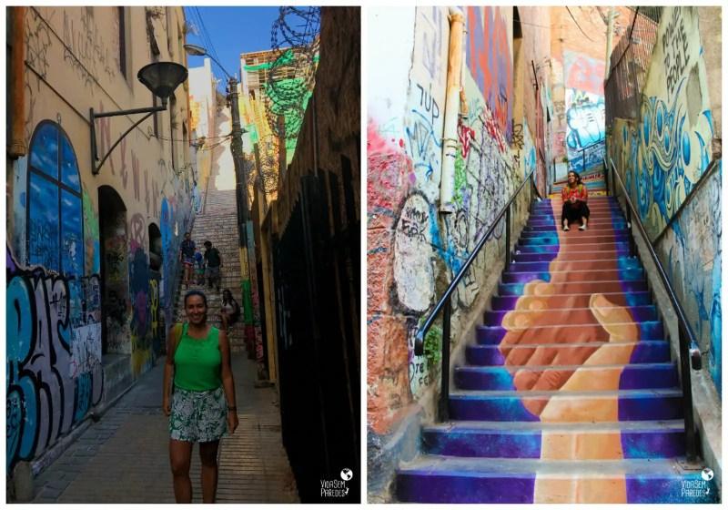 O que fazer em Valparaíso, Chile: murais e graffitis